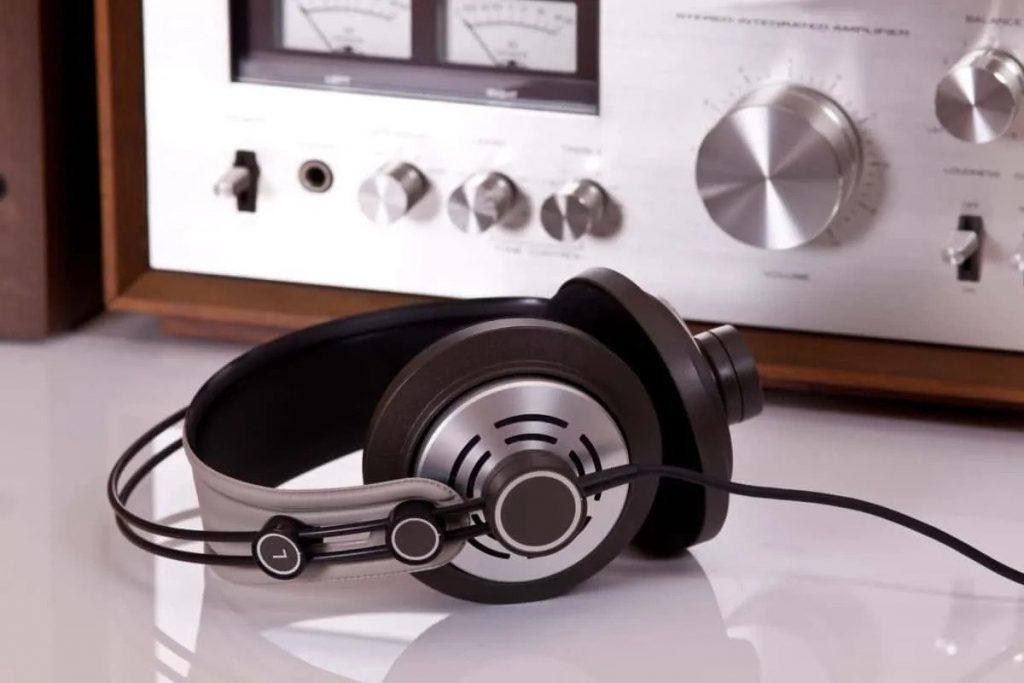 kända märken på hörlursförstärkare
